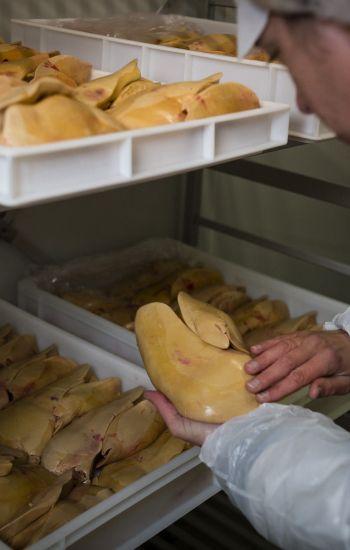 Le foie gras d'Excellence de La Ferme Uhartia