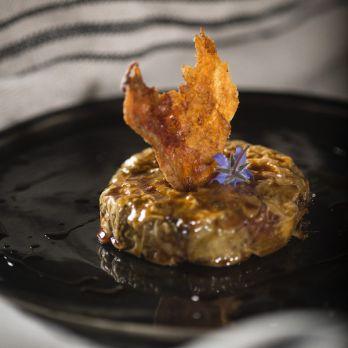 Pastilla de canard aux dattes par le Restaurant Chilo
