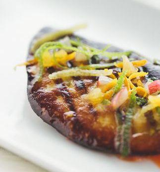 Recette escalopes de foie gras frais de canard pôelé à la plancha